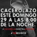 Contra la escasez, la inseguridad, la inflación. Contra este gobierno corrupto #CacerolazoAlasOcho https://t.co/7I3S8JyVkw