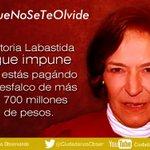#QueNoSeTeOlvide La impunidad ha dejado que los siguientes Alcaldes sigan el ejemplo corrupto de Labastida. https://t.co/R04s6WG6mh