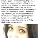 Anyone in Peterborough who attended House Proud, Edwards, Flares or Redroom, are you with or have you seen this girl https://t.co/ynvhUXXym4