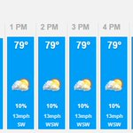 Pretty nice looking hourly forecast for Memorial Day in Buffalo. Full forecast at 10 & 11. https://t.co/xCZxOIruw4 https://t.co/Vmo5aPBqTe