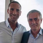 RIO RETURN: Jose Mourinho lines up Ferdinand for Manchester United coaching post https://t.co/UePRMRkoDp https://t.co/U0Vq9hfZAn