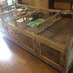 銭湯で使われていた木製のベビーベッド(サイズ約 高さ70c奥行き70cm幅180cm)譲りたいのです…