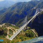 ¿Ya conoces el puente atirantado más alto del mundo? Aut. #Mazatlán - #Durango https://t.co/yUm7BMaFoC