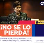 En breve #ALas845: Thelma Aldana nos acompaña para analizar el caso #PlazasFantasma. ¡No se lo pierda! Le esperamos. https://t.co/xvBtHu0rc0