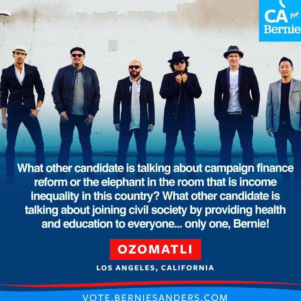 #feelthebern #california @berniesanders https://t.co/9lGcbBMz0t