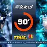 90 @Rayados 1 - 0 @Tuzos Se agregan 3 minutos. ¡Vamos Tuzos!. #ElÚnicoEnMi???? https://t.co/rjKjmsxcNi