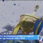 Suchitepéquez Campeón del Torneo Clausura 2016 https://t.co/lOHKebUDA4 #Noti7PorLaNoche https://t.co/L7CuMM9HJ2