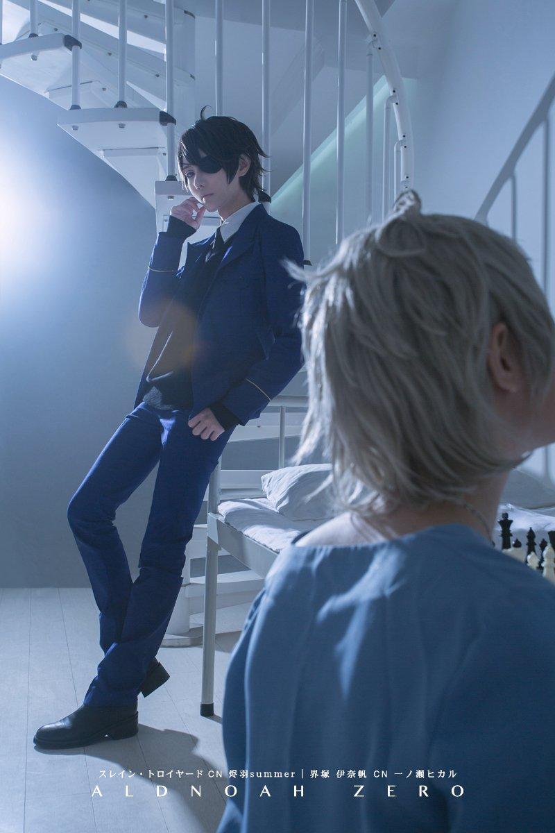 Aldnoah Zero/アルドノア・ゼロPhoto thx 木笔baccano界塚伊奈帆/Kaizuka Inaho