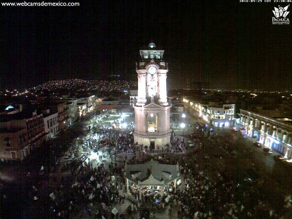 Así la foto del centro de Pachuca de webcamsmexico https://t.co/4THYEAdnPl
