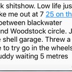 Attempted bike jacking has just happened in Woodstock. This time to @CharlesKeey on his commute. Getting ridiculous! https://t.co/fguYM4z3nY