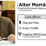 Hoy a las 13h estará @AitorMorras en la tertulia de @RADIOIBIZASER debatiendo temas de actualidad política https://t.co/kLTxGhVBd6