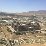 Today marks official launch of the project to rebuild this palace and open a new chapter in Afghan history. https://t.co/zksNq4GrHW