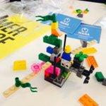 Noch 3 Stunden, dann gehts los mit der Einführung zu #LegoSeriousPlay im @blueLAB_at Ich freu mich! https://t.co/TT6YKexKH2