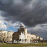 Kräftige #Gewitter ab Nachmittag in #Berlin und #Brandenburg.Sonne kehrt erst Sonntag zurück https://t.co/pqp6GZLTKH https://t.co/2urv9gXRjp