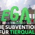 .@PETAZWEI Streetteam #Berlin: Keine Subventionen für Tierqual! https://t.co/1CTHTWdWmF #Milchgipfel #Milch https://t.co/oJEY1I1ttv