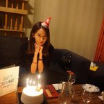 SNSD Yoona Instagram Update: Thanks for all the things ???? #birthday #융스타그램 https://t.co/wB0w70Srom