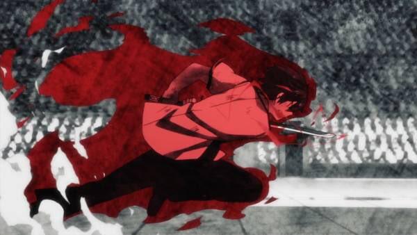 落第騎士の英雄譚12話 名場面黒鉄一輝、東堂刀華最初から分かっている。彼女が強い事も、自分が人より劣っている事も!劣って