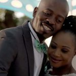 WATCH: Just married! https://t.co/JAjFQbrUQT #Isibaya https://t.co/dxmxnTEjsK
