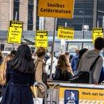 Ik dacht, waar demonstreren die nou tegen? #ns #vertragingen https://t.co/gclRT32NR4