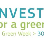 Its #EUGreenWeek! Watch the opening ceremony from 9:30CET & follow our live page all week https://t.co/bdGpGFwBmY https://t.co/QDIZ4Zlpib
