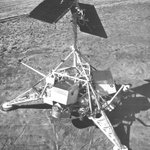 #onthisday 1966 Launch of Surveyor 1, the first US spacecraft to land on an extraterrestrial body https://t.co/5ZY0WLFLFy