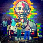 """There is no such thing as """"limits"""" in art 🎨  #SouthAfrica #Africa #Art https://t.co/aXPlJ3lAEi"""