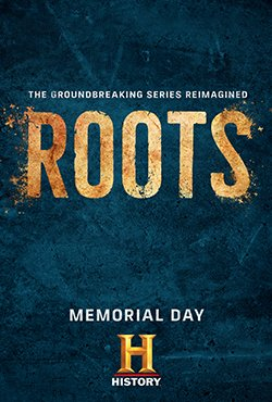 THE MOST WATCHED TV PROGRAM EVER #ROOTS returns to TV TONITE, produced by @willpowerpacker on #HISTORYCHANNEL https://t.co/BemplCChIS