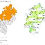 Derzeit gibt es 9 Wetterwarnungen für Nord- & Osthessen - Gewitter mit Starkregen  https://t.co/6aYBz6lovy #Unwetter https://t.co/nwYdKcZa1I