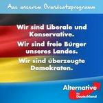 #Mut zu #Deutschland. Wir sind #freie Bürger, keine Untertanen * #AfD #BTW17 #Parteiprogramm https://t.co/ZvXpoRZWb4