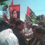 Gujjar Khan rocks welcome welcome Bilawal Bhutto https://t.co/jfEbA1I6Y6