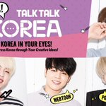 Talk Talk Korea 2016 with BTS @BTS_twt @bts_bighit #방탄소년단 #LoveBTS https://t.co/6ouQThv1Ul https://t.co/ppBrSUuusn