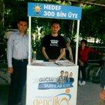 Mobil Üye kayıt aracımız ile Pamukkale İlçesi Akköy mahallemizdeyiz. Standımız da yeni üye kaydımızı yapıyoruz. https://t.co/06cizBG54X