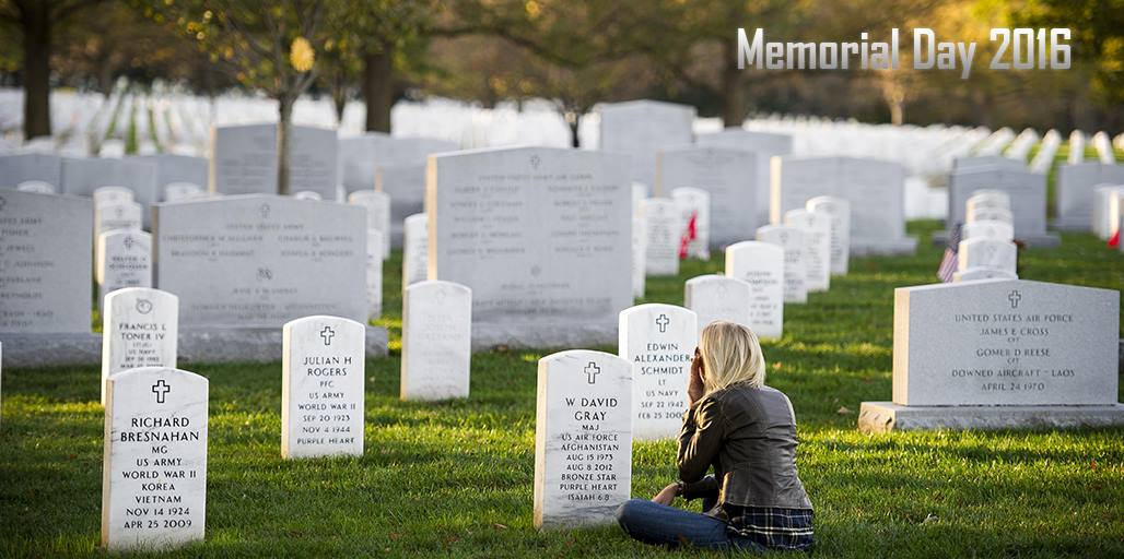 #MemorialDay2016 has been set aside to remember the servicemembers of uncommon valor and shared purpose who gave all https://t.co/F7cs65tcSn