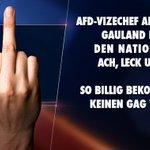 Wir spielen euer durchschaubares Spiel nicht mit #Boateng #Gauland #AfD https://t.co/fVDucOajBN