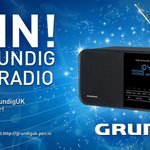 Happy #BankHolidayMonday! Fill the air with #music. Theres a DAB radio up for grabs! Like &RT for a chance to #WIN. https://t.co/ygkFsHILje