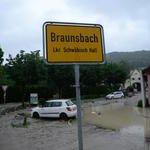 #Unwetter in Süddeutschland - stark betroffen ist #Braunsbach. Eine Fotostrecke. https://t.co/aYEEP0QCp0 https://t.co/V9PTdHwXu8
