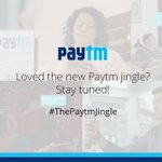 #CONTEST ! Loved our new Jingle? Stay tuned to win big! RT to enter #ThePaytmJingle contest https://t.co/zD6UlmkHcR https://t.co/MRO1bpuse3