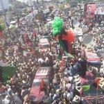 Its not Larkana its Pothohar,See the Crowd,Chairman @BBhuttoZardari has Won Hearts of Punjhabs ppl #KarwanEBilawal https://t.co/7jH2ujLzWS