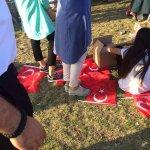 Fetih kutlamasından gerçek manzaralar ! Erdoğanın resmini böyle kullanırlar mıydı? https://t.co/zJqSMAQnR3