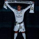 """Ronaldo : """"Cest une fierté de porter ce maillot blanc qui me colle à la peau. Je suis très heureux !"""" https://t.co/CDQxM9OX0G"""