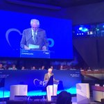 The Union is more than the sum of its members says Herman van #Rompuy at #EPP40 anniversary @HvRpersonal https://t.co/SeIIypdzgW