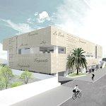 Que paso con el estilo neocolonial de #LaSerena? Diseño de nueva biblioteca regional @gorecoquimbo @dibam_cl https://t.co/0VK1keIcqQ