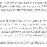 """Rheinland-Pfalz   Fraktionsvors. Uwe #Junge: """"@RLP_AfD steht hinter #Boateng und #Gauland!"""" https://t.co/hVN6FJSGjs https://t.co/cqiHU9ahMv"""