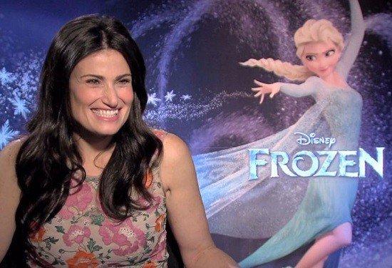 Happy birthday to Idina Menzel, voice of Elsa in Disney's #Frozen. Now everyone sing! #LetItGo https://t.co/vHZ6rxxhz2