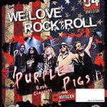 Este Sábado en #Barcelona ???????????????????? ... muuucho #rockandroll ???????? @vvstrokersbcn @barbarossabb https://t.co/kzFsVYqBys