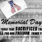 Happy Memorial Day #AppNation  Thank you to all those who sacrificed their ALL!  #MemorialDay2016 https://t.co/sc9l4O2VuQ