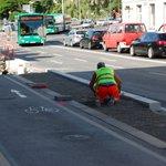 Mehr Platz für den Radverkehr in der #Wickenburggasse: https://t.co/KbbPfTmRRG #Radfahren #Graz https://t.co/1YLoAFmoMR