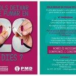 ¿Quieres dejar de fumar? Campaña del @ajeivissa y el Plan municipal sobre drogas #Ibiza #Eivissa ¡Infórmate! https://t.co/bu5QSQVlyU