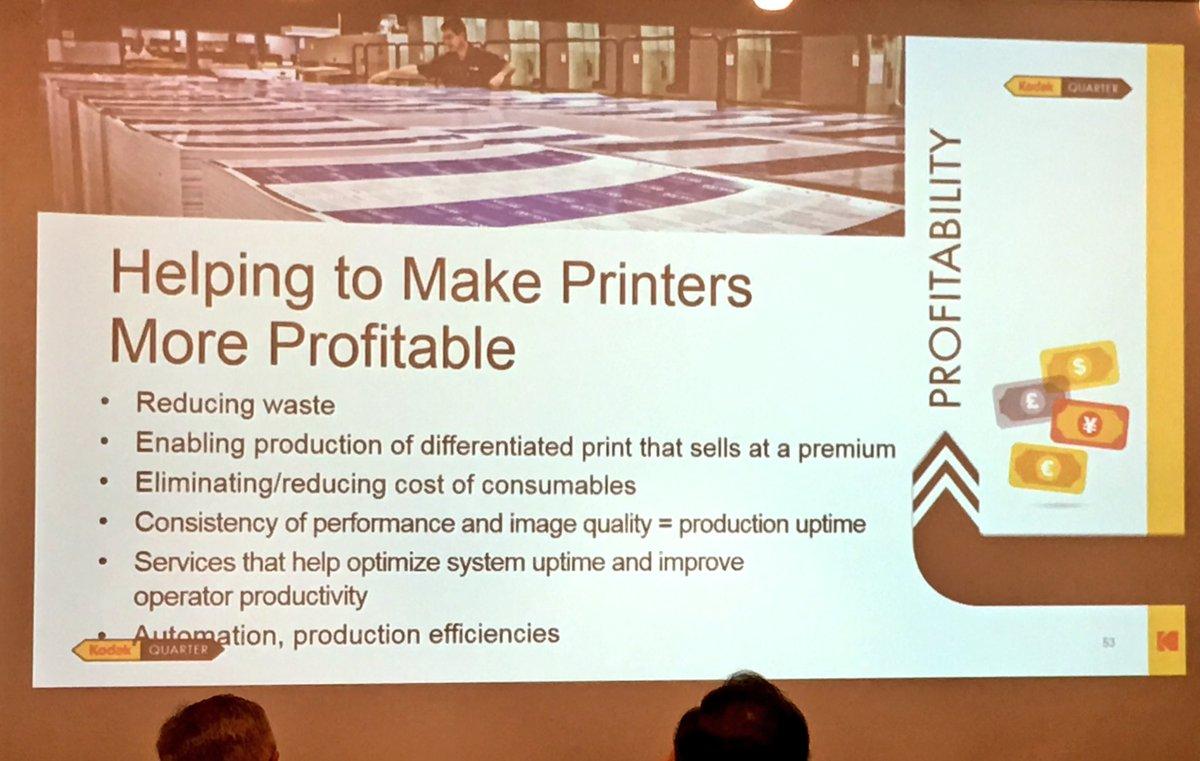 .@KodakPrint is committed to making their customers profitable. #drupa2016 https://t.co/hn8GislDAr