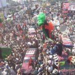 Zia said the party was over. Sharifs thought same.People of #Punjab proved them wrong. #JiyaBhutto #KarwanEBilawal https://t.co/MbcclTkEV2